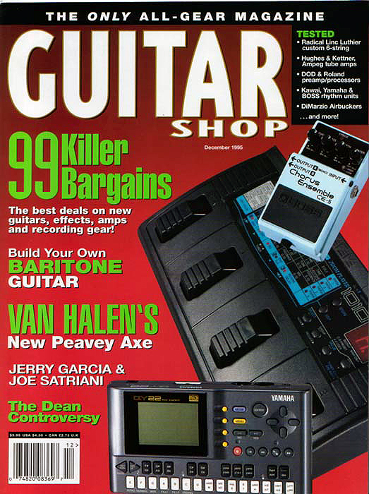 Guitar Shop Magazine