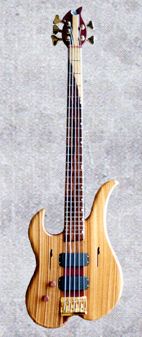 left handed bass