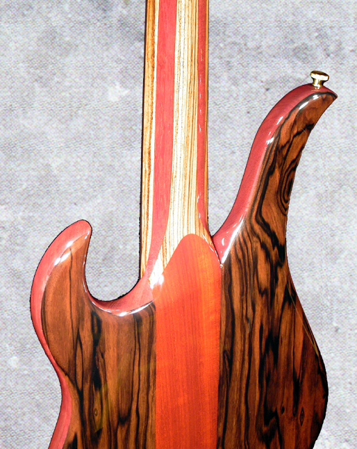 Ebony bass